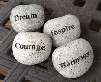dream inspire courage